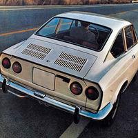 Esos anuncios de coches que se publicaban en las revistas en los años 70