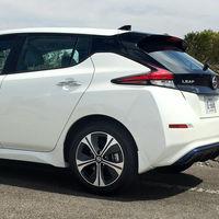 Nissan LEAF E-Plus tendrá 200 hp y rango de más de 320 km