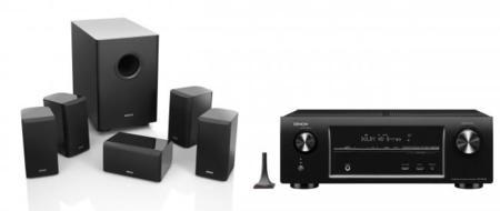 Denon DHT-1000XP, un completo sistema 5.1 para tu cine en casa
