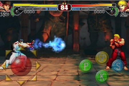 'Street Fighter IV' para iPhone/iPod Touch confirmado. Primeras imágenes