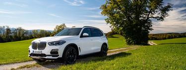 13 coches híbridos enchufables aptos para Etiqueta CERO de la DGT, de 70.000 a 100.000 euros