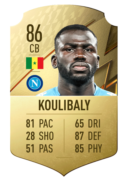 Koulibaly fifa 22