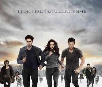 'La saga Crepúsculo. Amanecer - Parte 2', cartel de la película final de la franquicia