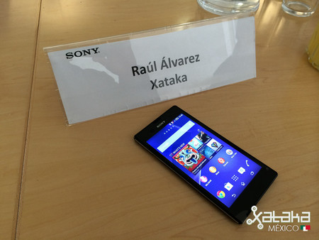 Sony Xperia T3 Mexico