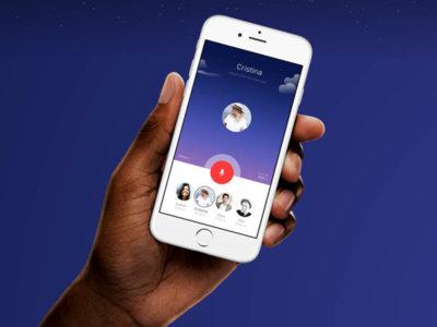 Así es Roger, una preciosa aplicación de Walkie Talkie por ex-ingenieros de Spotify