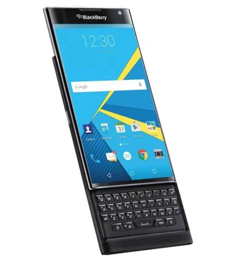 Es oficial: BlackBerry Priv con Android existe y se lanzará a finales de este año