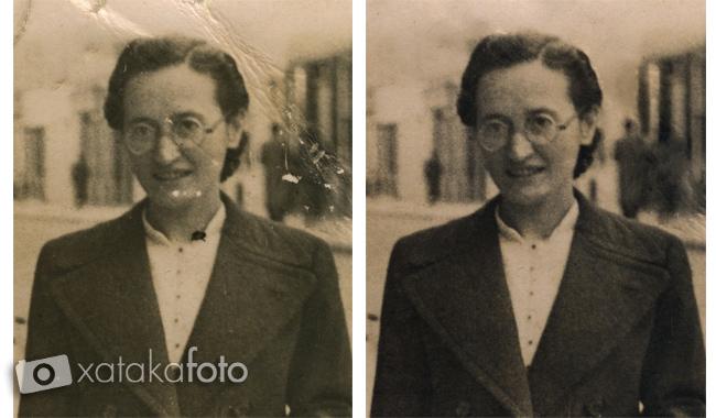Restaurar fotografías antiguas