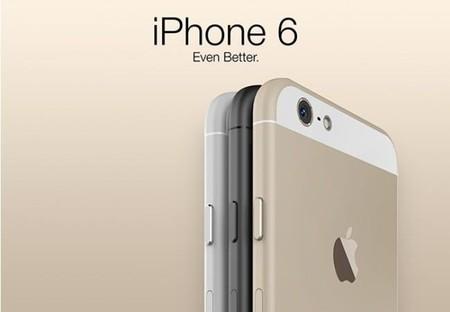 ¿Y si así fuera el iPhone 6?