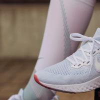 Las zapatillas de running Nike Epic React Flyknit 2 en su mejor precio con este cupón: 59,98 euros