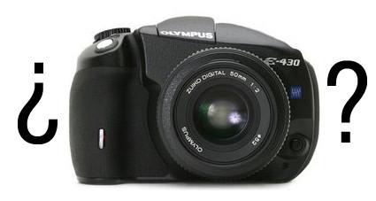 olympus e-430