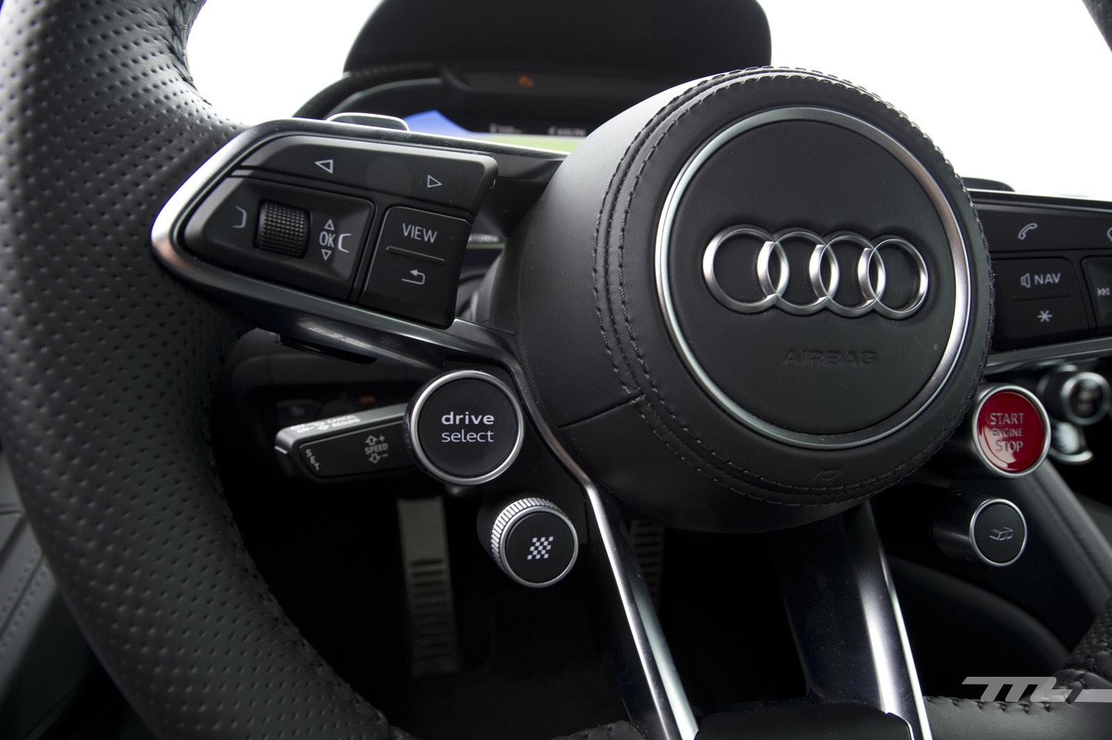 Foto de Audi R8 V10 Plus (prueba) (28/39)