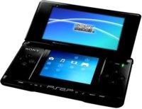 Sony PSP con controles táctiles a la espalda