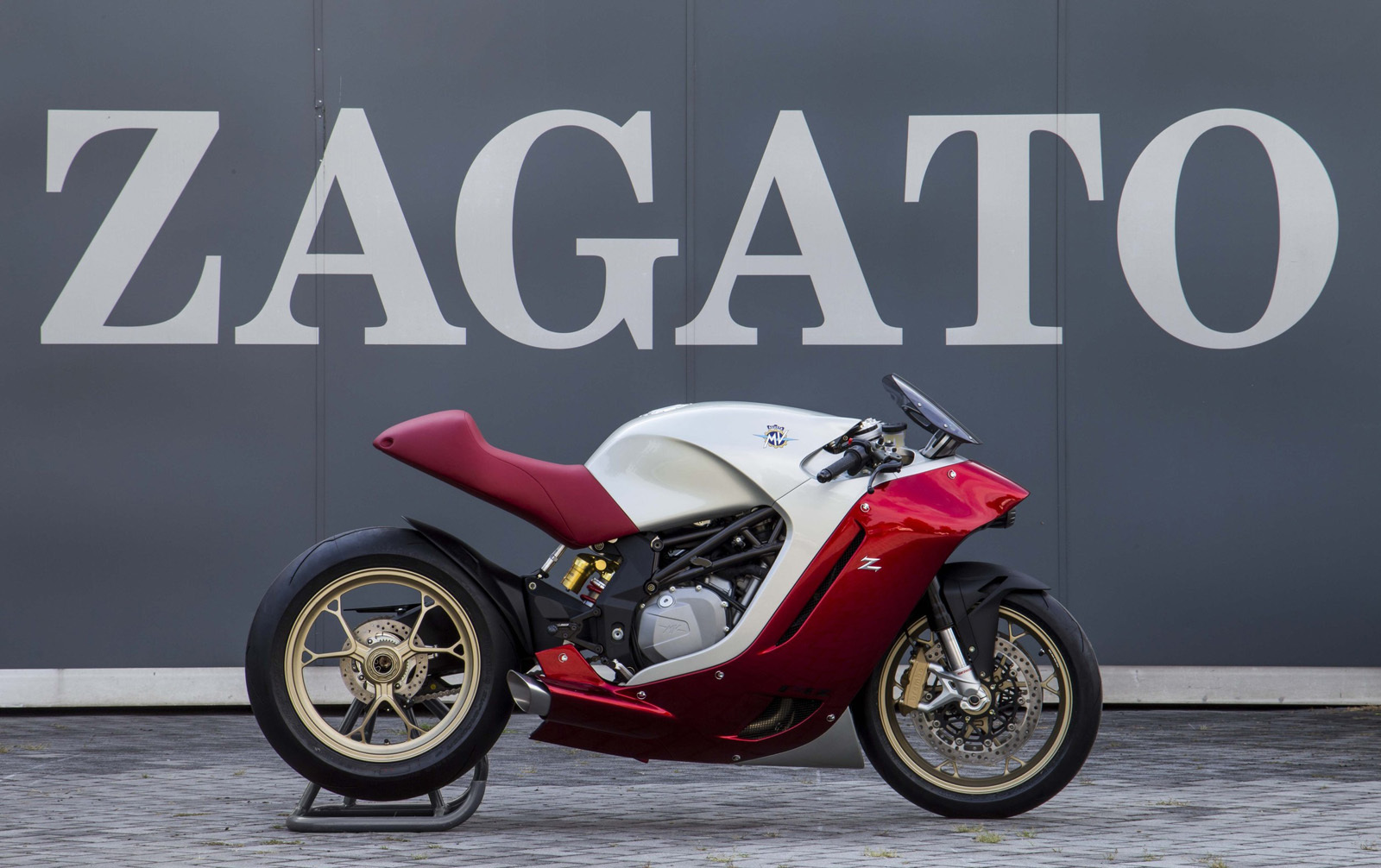 Foto de MV Agusta F4Z (8/13)
