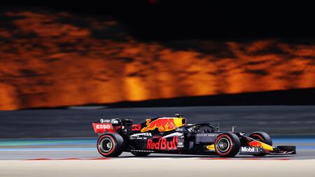 Verstappen Barein F1 2020