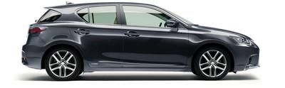 Lexus CT 200h 2014, desde 23.900 euros