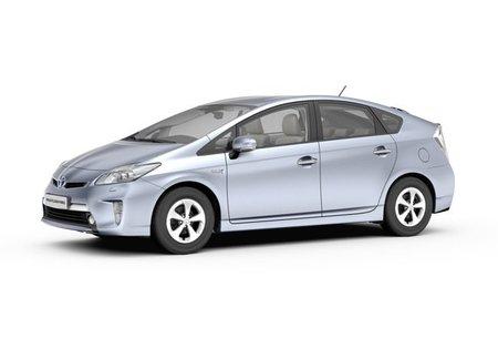Toyota Prius Plug In 2012