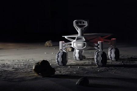 Audi hará un viaje a la luna
