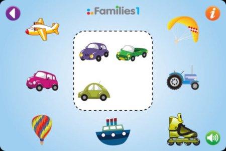 Families 1 app
