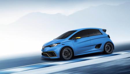 El Renault ZOE e-Sport Concept de 460 CV es el eléctrico con el que todo petrolhead ha soñado