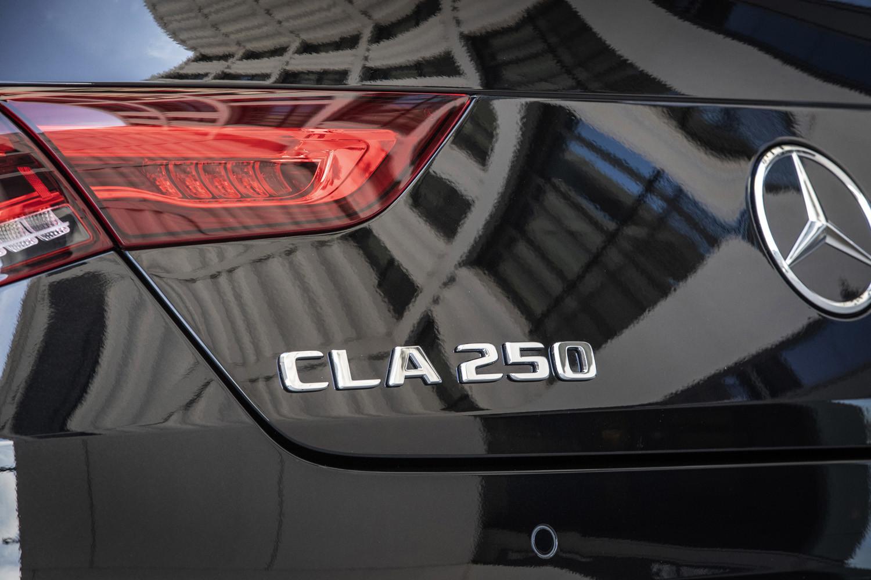 Foto de Mercedes-Benz CLA Coupé 2019, toma de contacto (200/248)