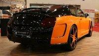 Aston Martin y Bentley por Mansory