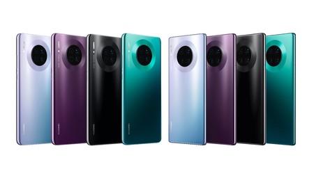 Mate 30 y Mate 30 Pro: gran pantalla inmersiva y cuatro cámaras son las armas de los smartphones más ambiciosos de Huawei