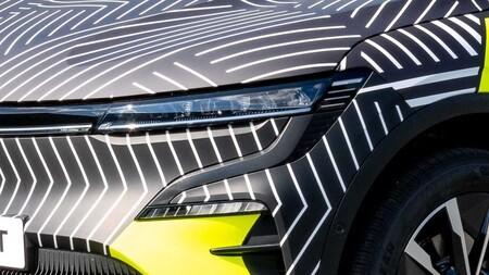 Renault Megane E Tech Electric 4