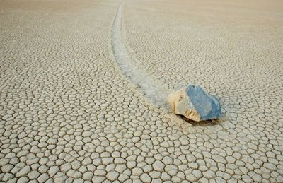 Sliding Rocks: ¿las rocas que se mueven solas?