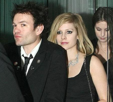 Avril Lavigne y Deryck Whibley de nuevo juntos y ¿revueltos?