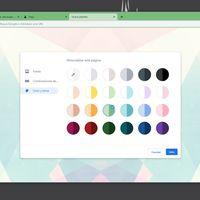 Google Chrome ya nos deja crear nuestro propio tema personalizado directamente desde el navegador, así puedes probarlo