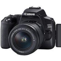 La reflex más pequeña, la EOS 250D de Canon, en eBay, de importación y con el cupón PDESCUENTO10, sólo cuesta 418,88 euros
