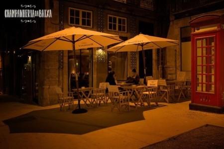 champanhería terraza