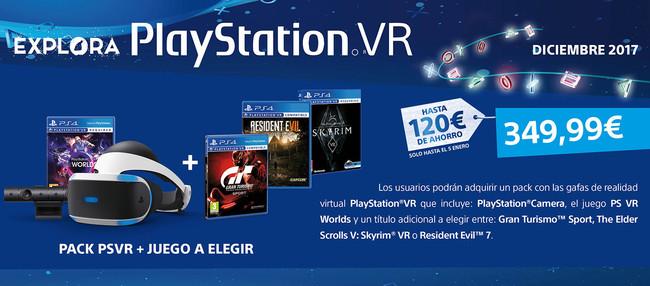 Playstation Vr Navidad