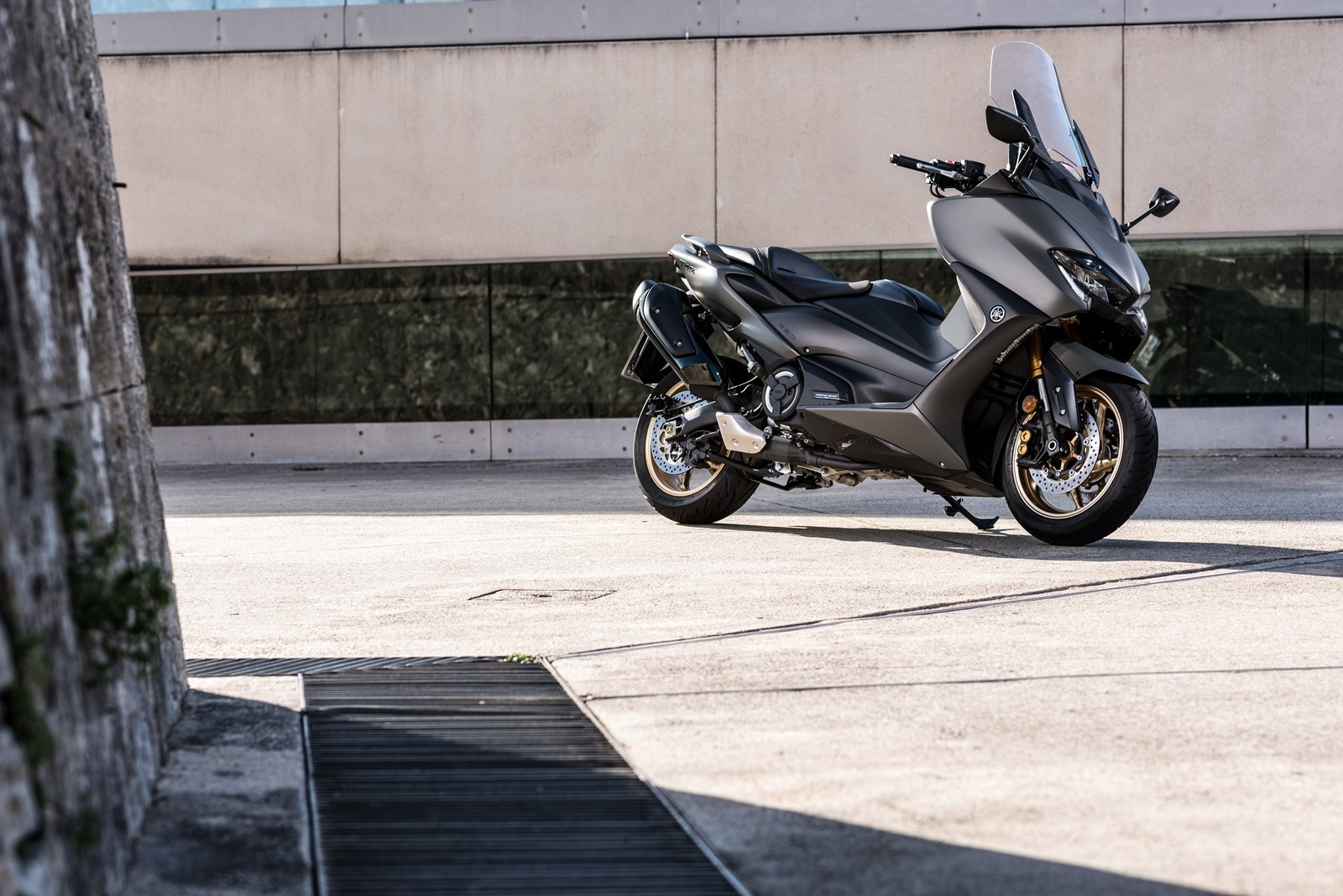 Foto de Yamaha TMAX 560 2020, prueba (15/30)