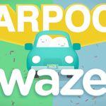 Waze Carpool, el servicio de transporte colaborativo de Waze y Google llegará a México a mediados de 2017
