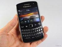 BlackBerry Curve Apollo se deja querer por la cámara