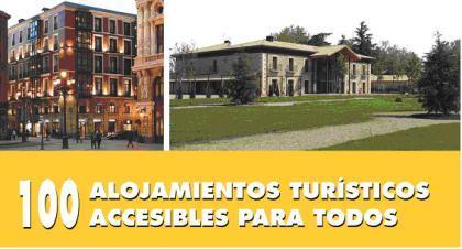 Guía de alojamientos turísticos accesibles