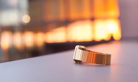 Apple Watch bañado en oro