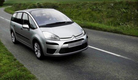 Citroën Grand C4 Picasso First, un monovolumen desde 14.540 euros