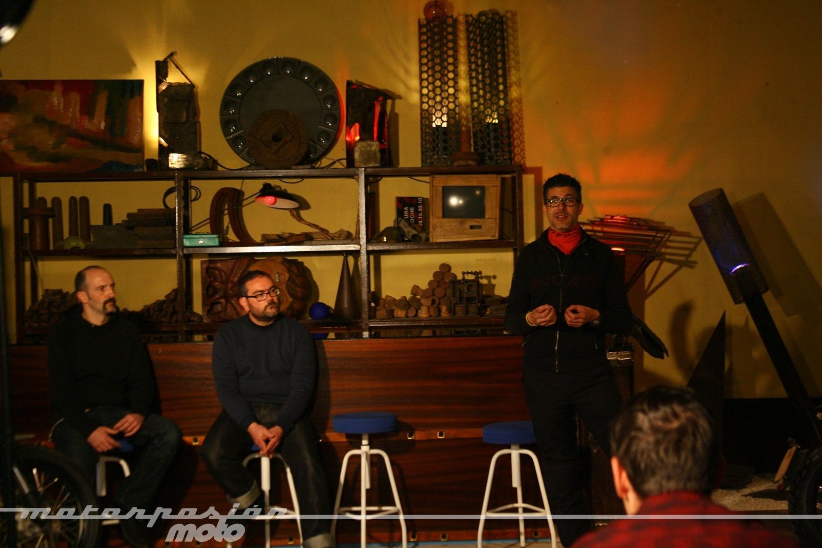 Foto de Ducati Scrambler, presentación 1 (65/67)