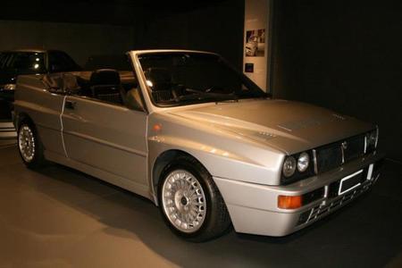 Exhibición de los coches personales de Giovanni Agnelli