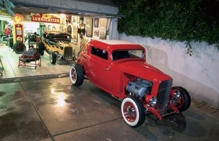 75 aniversario del Ford '32
