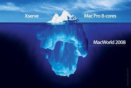 """Gizmodo: """"La MacWorld 2008 va a ser increíble"""""""