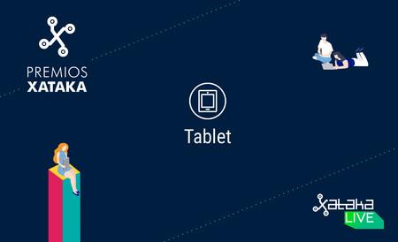 Mejor tablet: participa en los Premios Xataka 2018
