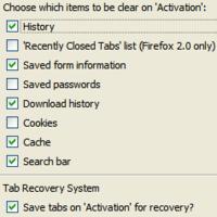 hideBad, elimina pistas de nuestra sesión de navegación en Firefox