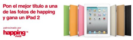 ¡Demuestra tu ingenio sobre Apple y gana un iPad 2 con el club happing en Applesfera!