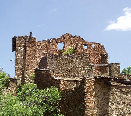 Pueblo fantasma del Pirineo Catalán