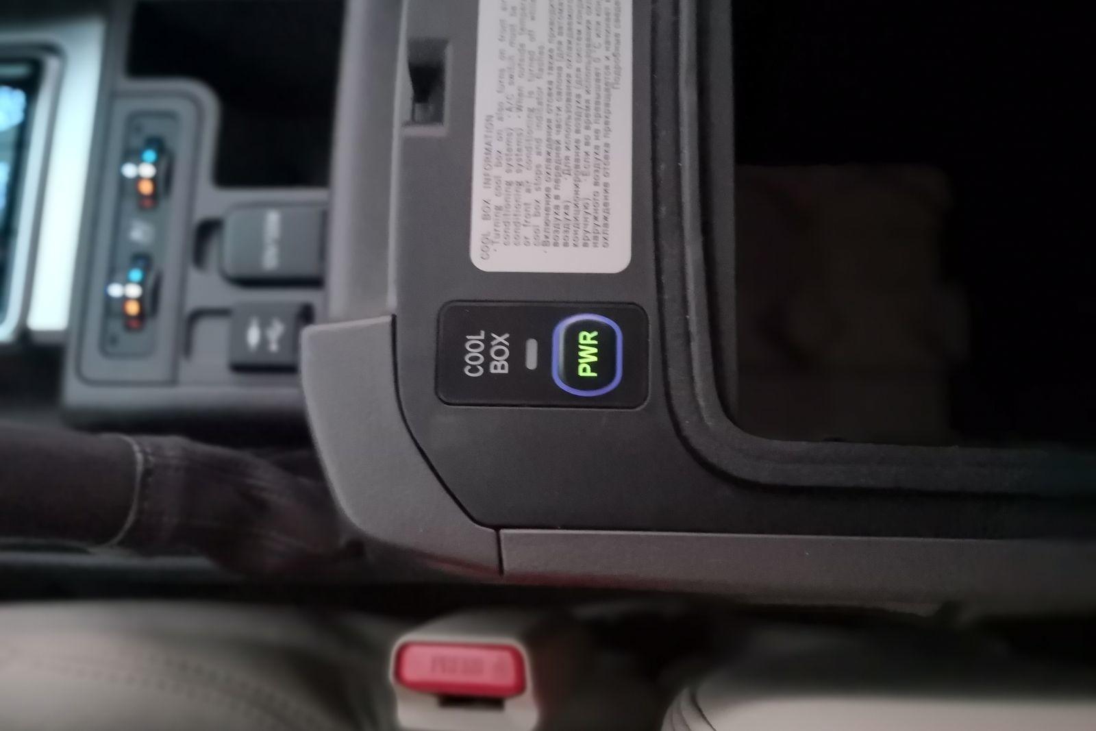 Foto de Toyota Land Cruiser Limited - Fotos interiores (12/25)