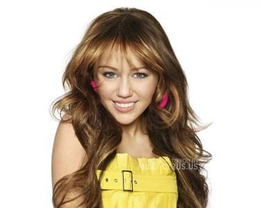 Todas las imagenes de Miley Cyrus para Seventeen