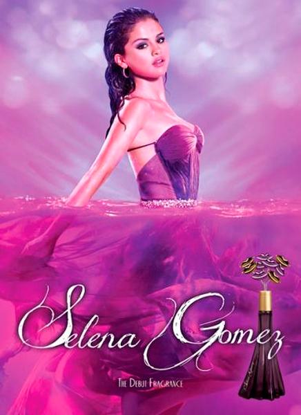 El frasco del perfume de Selena Gomez no es que sea feo, es que me da miedo